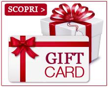Clicca Qui per acquistare la tua GIFT CARD