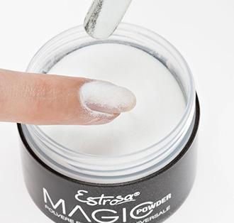 Come applicare Magic Powder Estrosa