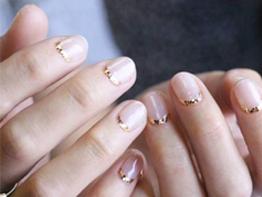 Tendenza 2017 Cuticle nail