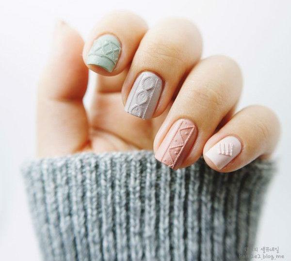 knit-nail-art