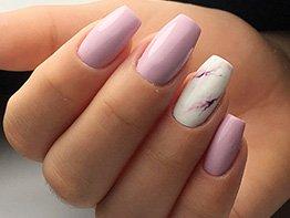 Come effettuare nail art effetto Marmo