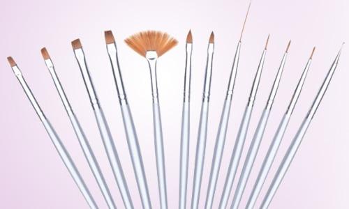 Pennelli professionali per la Nail Art