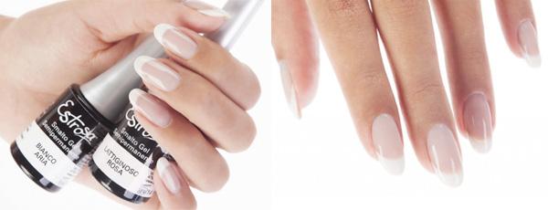 I Nostri Consigli Ecco Come Fare La French Manicure Con Il
